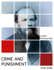 okładka Crime and Punishment, Ebook | Fyodor Mikhailovich Dostoevsky