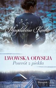 okładka Powrót z piekła, Książka | Magdalena Kawka