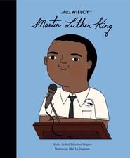 okładka Mali WIELCY Martin Luther King, Książka | Maria Isabel Sanchez-Vegara