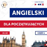 okładka Angielski dla początkujących. Część 1 (Lekcje 1-13), Audiobook | Dorota Guzik