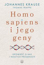 okładka Homo sapiens i jego geny, Ebook | Johannes Krause