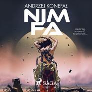okładka Nimfa, Audiobook   Konefał Andrzej