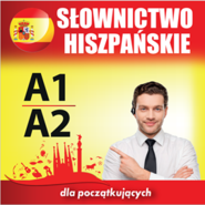 okładka Słownictwo hiszpańskie A1 A2, Audiobook | Dvoracek Tomas