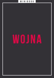 okładka Wojna. Minibook, Ebook | autor zbiorowy