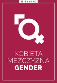 okładka Kobieta Mężyczna Gender. Minibook, Ebook   autor zbiorowy