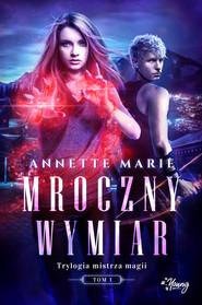 okładka Mroczny wymiar. Trylogia mistrza magii. Tom 1, Ebook | Annette Marie