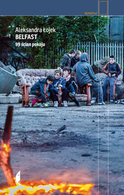 okładka Belfast, Ebook | Aleksandra Łojek