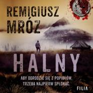 okładka Halny, Audiobook | Remigiusz Mróz