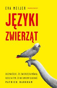 okładka Języki zwierząt, Ebook | Meijer Eva