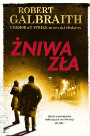 okładka Żniwa zła, Ebook | Robert Galbraith