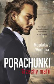 okładka Porachunki. Grzechy mafii, Książka | Winnicka Magdalena
