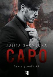 okładka Capo, Ebook | Julita Sarnecka
