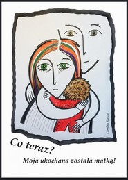 okładka Co teraz? Moja ukochana została matką!, Ebook | Karolina  Staszak