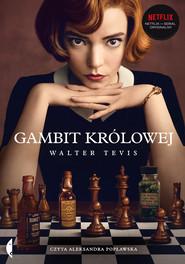 okładka Gambit królowej, Audiobook   Tevis Walter