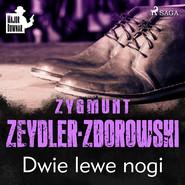 okładka Dwie lewe nogi, Audiobook | Zygmunt Zeydler-Zborowski