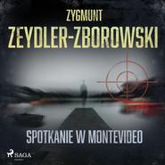 okładka Spotkanie w Montevideo, Audiobook | Zygmunt Zeydler-Zborowski