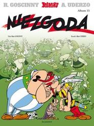 okładka Asteriks Niezgoda 15, Książka |