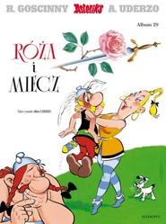 okładka Asteriks Róża i miecz 29, Książka |