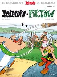 okładka Asteriks u Piktów 35, Książka |