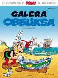 okładka Asteriks Galera Obeliksa 30, Książka |