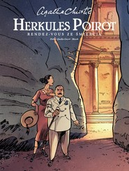 okładka Herkules Poirot Rendez-vous ze śmiercią, Książka | Agata Christie