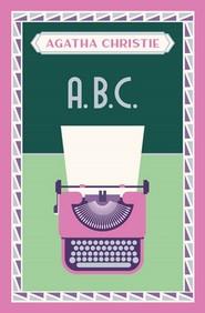 okładka Abc, Książka | Agata Christie