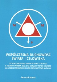 okładka Współczesna duchowość świata i człowieka, Książka | Łapszo Janusz