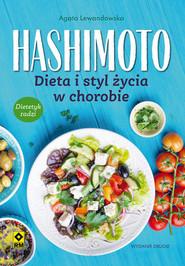 okładka Hashimoto Dieta i styl życia w chorobie, Książka | Agata Lewandowska