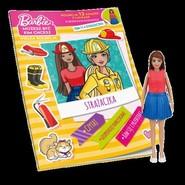 okładka Barbie. Możesz być kim chcesz cz.11 Strażaczka, Książka | Opracowanie zbiorowe