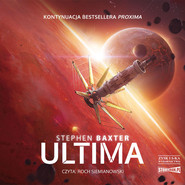 okładka Ultima, Audiobook | Stephen Baxter