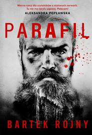 okładka Parafil, Książka | Bartek Rojny