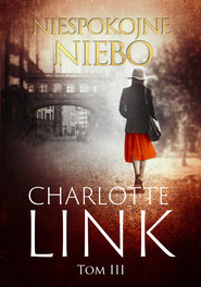 okładka Niespokojne niebo, Książka | Charlotte Link