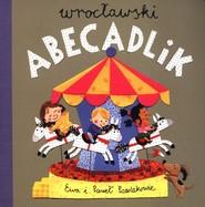 okładka Abecadlik wrocławski, Książka | Ewa Pawlak, Paweł Pawlak
