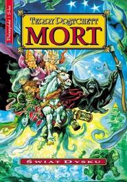 okładka Mort, Książka | Terry Pratchett