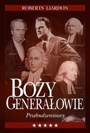 okładka Boży Generałowie Przebudzeniowcy, Książka | Liardon Roberts