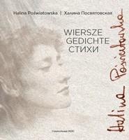 okładka Wiersze, Gedichte, Stichi, Książka | Poświatowska Halina