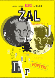 okładka Żal, Książka | Jacek Antoni Jackvill