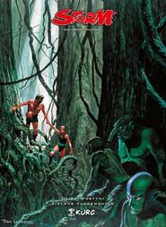 okładka Storm 2 Dzieci pustyni Zielone pandemonium, Książka | Dick Matena, Don Lawrence