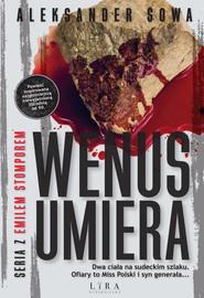 okładka Wenus umiera, Książka | Aleksander Sowa