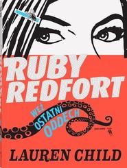 okładka Ruby Redfort. Weź ostatni oddech, Książka | Child Lauren