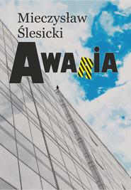 okładka Awaria, Ebook | Mieczysław Ślesicki