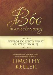 okładka Bóg marnotrawny, Ebook | Keller Timothy