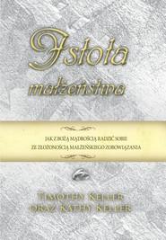 okładka Istota małżeństwa, Ebook | Keller Timothy