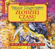 okładka Złodziej czasu, Audiobook   Terry Pratchett