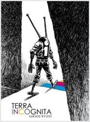 okładka Terra Incognita, Książka | Ryłko Łukasz