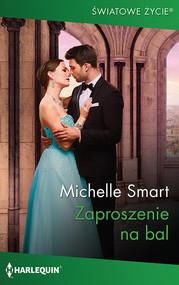 okładka Zaproszenie na bal, Książka | Michelle Smart
