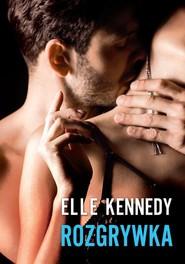 okładka Rozgrywka, Książka | Elle Kennedy