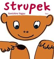 okładka Strupek, Książka   Yagyu Gen-ichiro