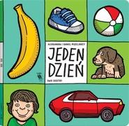 okładka Jeden dzień, Książka | Aleksandra Mizielińska, Daniel Mizieliński