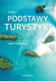 okładka Podstawy turystyki, Książka | Czerwiński Janusz